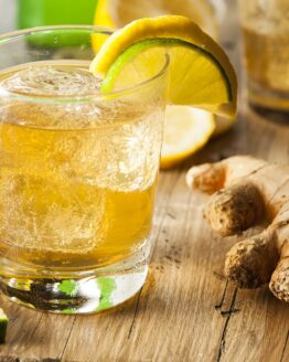 Imported Ginger beer